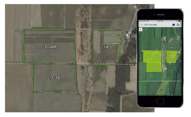 Farmer Starter – mapowanie gospodarstwa